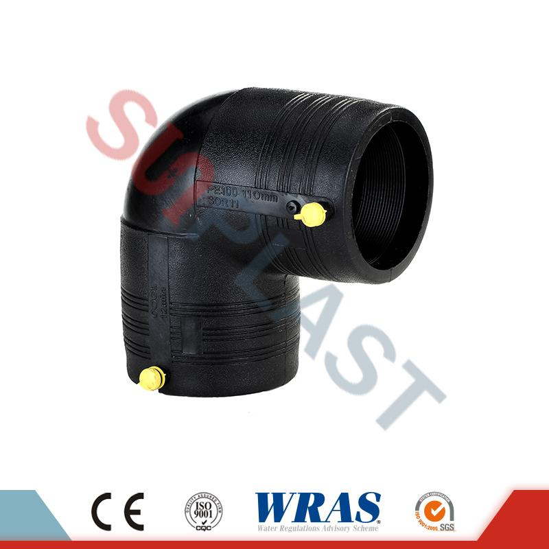 HDPE Electrofusion 90 Degree Elow