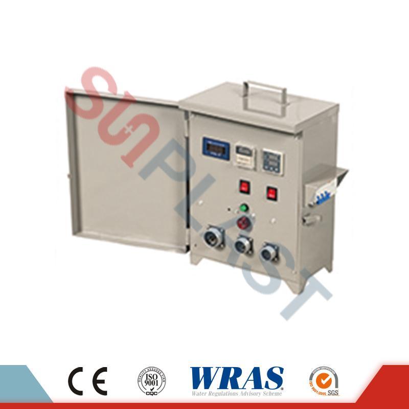 एचडीपीई पाइप के लिए 800-1200 मिमी हाइड्रोलिक बट फ्यूजन वेल्डिंग मशीन