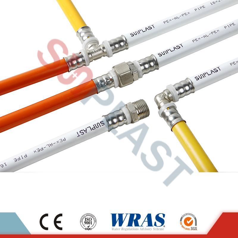 PEX-AL-PEX हीटिंग पाइप