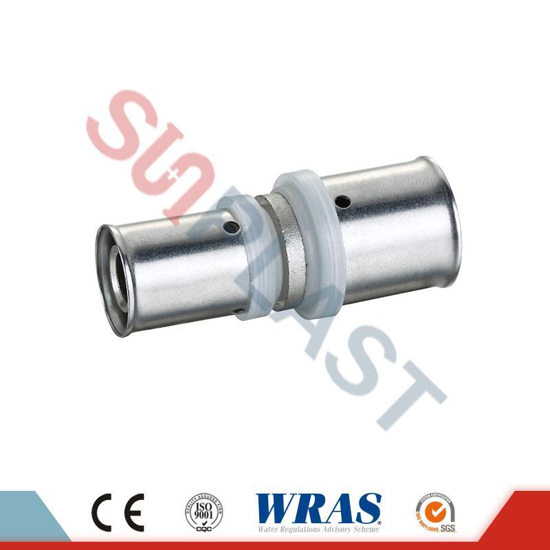 Brass Press Reducing Adaptor