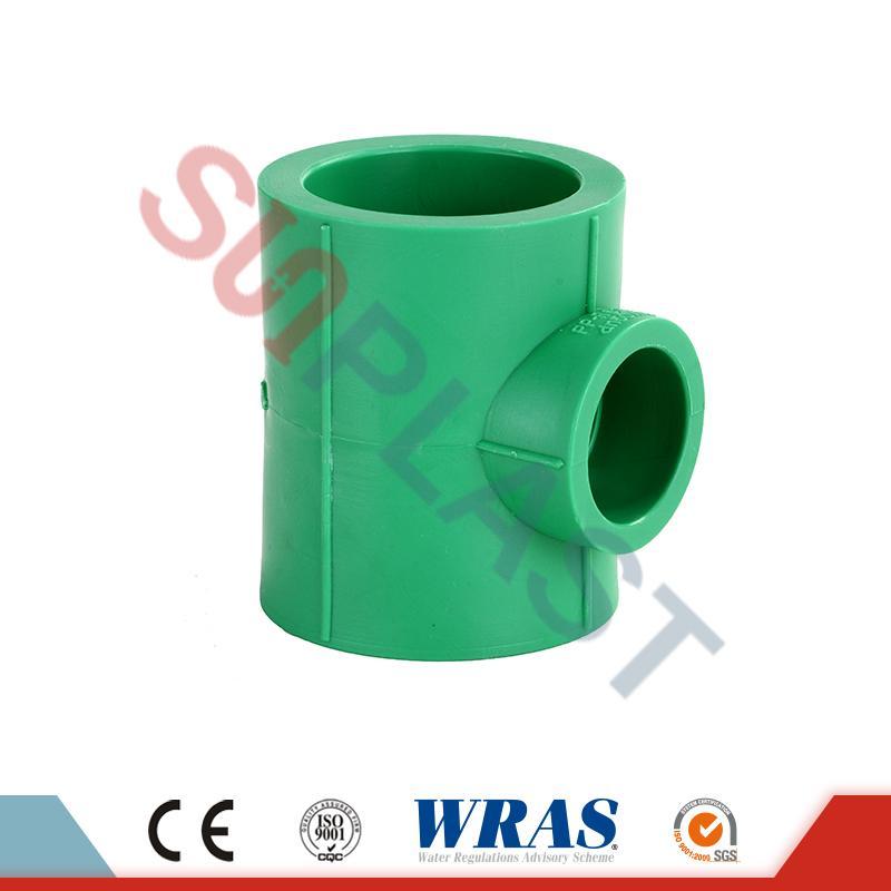 DIN8077 PPR Reducing Tee