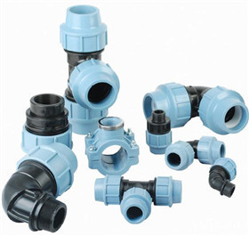 पीपीCompression Fittings PN16